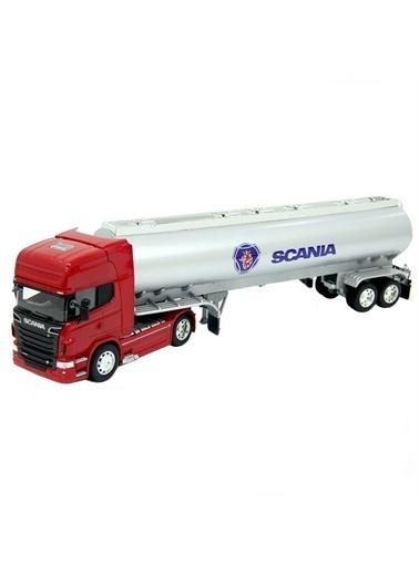Welly Welly Scania V8 R730 Oyuncak Tanker Renkli